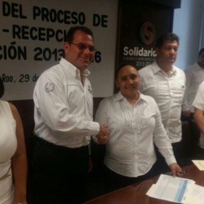 INICIA TRANSICIÓN EN SOLIDARIDAD: Primera reunión entre autoridades electas y salientes para el proceso de entrega-recepción en Playa