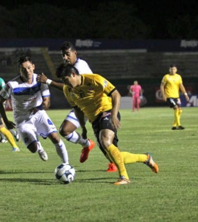 Caen por goliza de 5-0 los Venados de Yucatán ante los Toros de Celaya