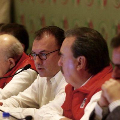 Dice Videgaray que la economía mexicana se mantiene estable y creciendo pese a escenarios 'complejos'