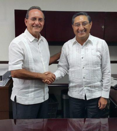 Dan posesión a nuevos funcionarios del gabinete de Carlos Joaquín