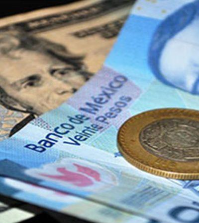 MONEDA EN CAÍDA LIBRE: Supera dólar los 20 pesos a la venta en bancos