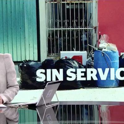 EXHIBEN FRAUDE DE MAURICIO EN PLAYA: Ventila Denisse Maerker en Televisa desvío de recursos por más de 400 mdp en pago a empresas 'fantasmas' por recolección de basura