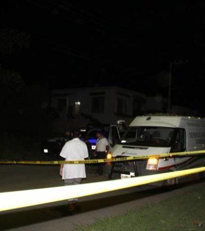 Muere motociclista al tratar de evadir un auto que invadió su carril en chetumal