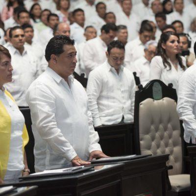 Congreso, a la espera de juicios políticos contra Borge y sus colaboradores
