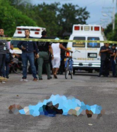 Desde un taxi, arrojan cadáver de un hombre en la comisaria de Caucel