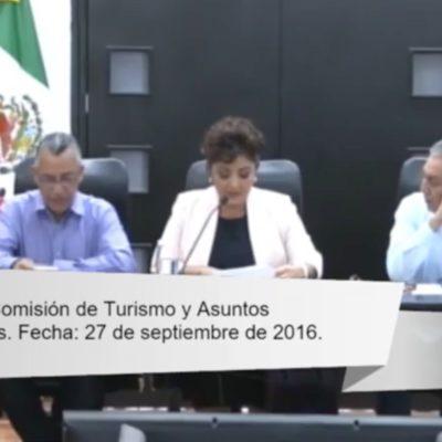 EN VIVO | SESIÓN DE LA COMISIÓN DE TURISMO DEL CONGRESO