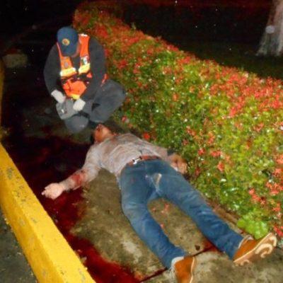 Atacan a balazos a madre e hijo en Cárdenas; muere el joven, la mujer está grave