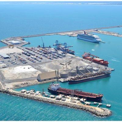Aumenta 26% trasiego de carga en el puerto de Progreso durante el primer semestre del 2016