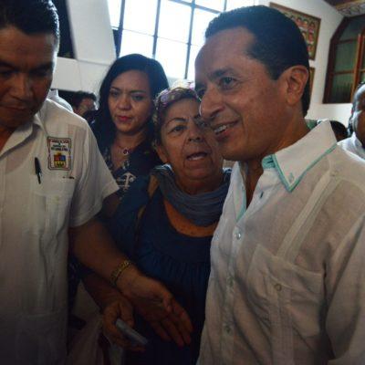 Gobierno austero, pero de resultados, promete Carlos Joaquín