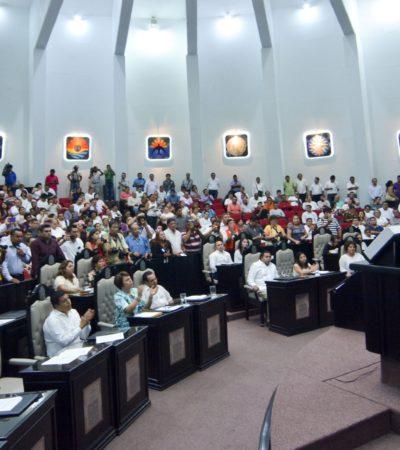 EN VIVO | SESIÓN EN EL CONGRESO: Se alistan diputados de la nueva mayoría para quitar escoltas de 18 años y tumbar al Auditor de Borge