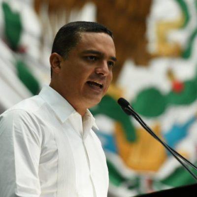 Considera Raymundo King 'desafortunado' culpar a anteriores administraciones de protección a criminales