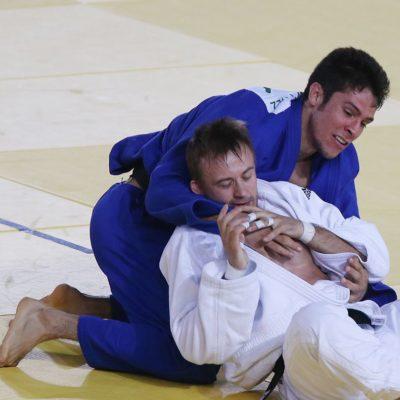 Judoca Eduardo Ávila gana segunda medalla de oro para México en Juegos Paralímpicos de Río 2016