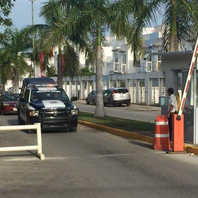 RAFAGUEAN VIVIENDA EN VILLAS MARINO: Tiroteo matutino rompe con la tranquilidad en la Región 317 de Cancún