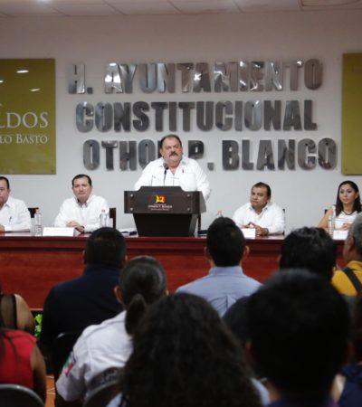 ÚLTIMO INFORME DE ABUXAPQUI: Dice Alcalde que por falta de apoyo de Borge no le pudo cumplir a los othonenses