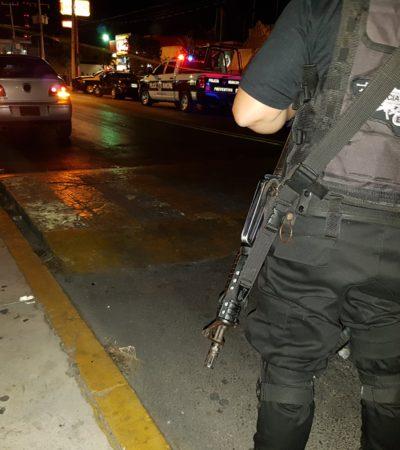 Investigan intento de ejecución de un agente de la Policía Ministerial en Cancún