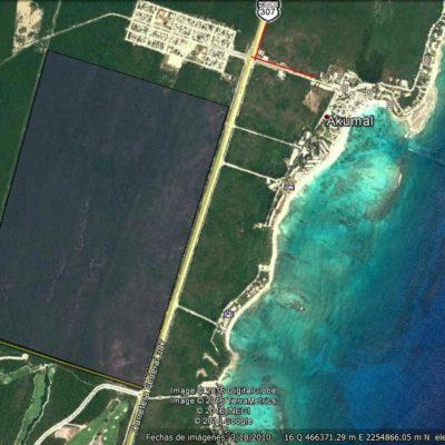 MALBARATA BORGE PATRIMONIO DE QR: Antes de irse, cede Gobernador al Bahía Príncipe terreno en el corazón de la Riviera Maya a $65 M2