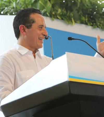 """""""QUIEN LA HACE LA PAGA"""": Carlos Joaquín envía un fuerte mensaje a Borge y ex colaboradores; no se pasarán por alto irregularidades, dice"""