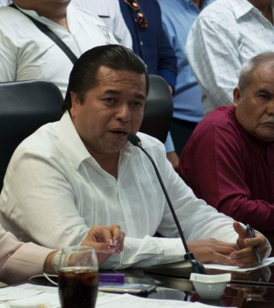 Rompeolas: El PAN frenaría en comisiones la 'Ley Ramos'
