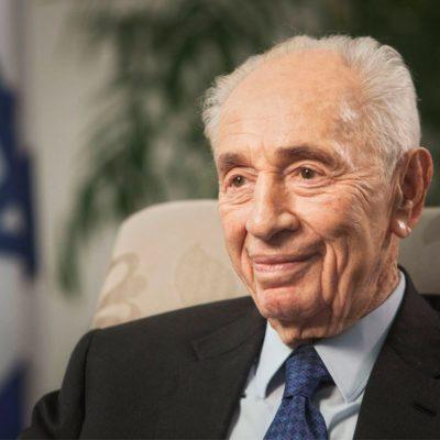 EL ÚLTIMO DE LOS FUNDADORES DEL ESTADO DE ISRAEL: A los 93 años fallece Shimon Peres, ex presidente y Premio Nobel de la Paz