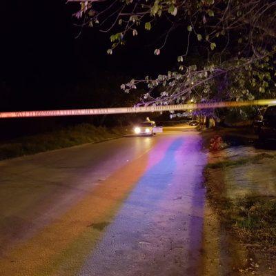 VIOLENCIA EN CANCÚN: Matan a 2 taxistas y balean una casa de citas en la Región 92