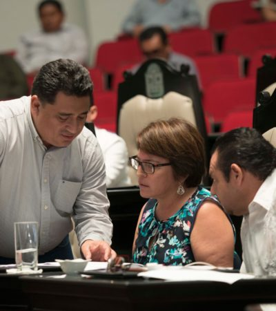 Detectan a 130 'aviadores' en el Congreso de Quintana Roo