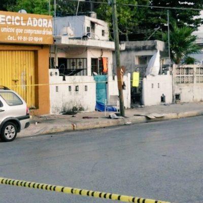 PRIMER EJECUTADO EN CANCÚN CON REMBERTO: Balean a un hombre en la Bonampak a unas horas de tomar el mando de la policía; hieren a otro en la R-208
