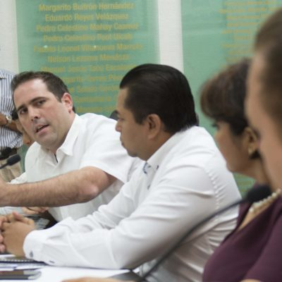 JUAN PABLO LE DA LA VUELTA A DIPUTADOS: Perjura titular de la Sefiplan que Quintana Roo no está en quiebra