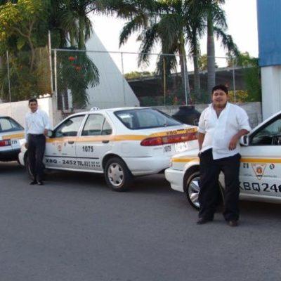 PROFESIONISTAS AL VOLANTE: Suchaa tiene 300 taxistas con estudios universitarios