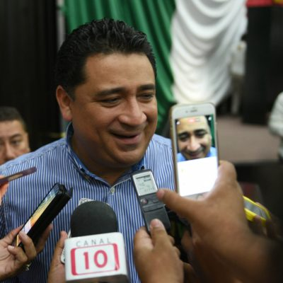 Descarta Congreso afectación a la imagen de Cancún por balacera, aunque reconoce 'focos rojos'; el turismo es más fuerte, dice Eduardo Martínez