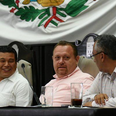 SESIÓN HISTÓRICA EN EL CONGRESO | 'BETO' SE QUEDA SOLO: Por unanimidad, diputados echan abajo primer ladrillo del 'paquete de impunidad' de Borge