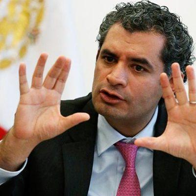 MILLONARIA LIQUIDACIÓN A LÍDER DEL PRI: Exhiben a Enrique Ochoa Reza por recibir indebido pago de CFE sólo por renunciar