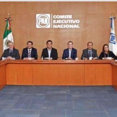 Asiste Carlos Joaquín a reunión de gobernadores electos y en funciones con dirigencia del PAN