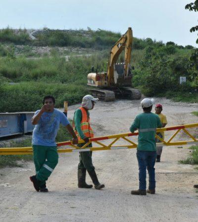 SIGUE LA CRISIS DE LA BASURA EN PLAYA: Alcalde pide a empresa reabrir el relleno sanitario para recibir desechos