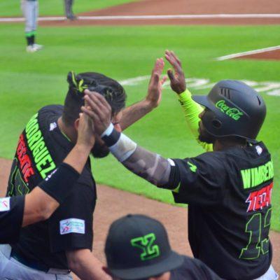 LEONES SIGUEN CON VIDA: Derrota Yucatán a Pericos de Puebla en el cuarto juego de la serie por el campeonato de la Zona Sur