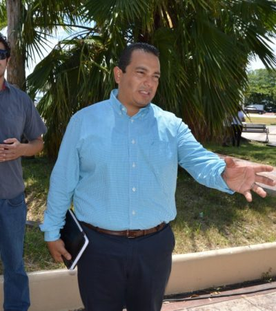 Afinan detalles para toma de protesta de Carlos Joaquín