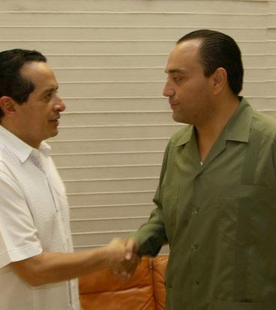 SUGIERE 'LITO' JOAQUÍN 'PERDONAR' A BORGE: Ex alcalde de Cozumel que se declaró 'soldado' de 'Beto' y que apoyó a Mauricio, manda mensaje a su tío, el próximo Gobernador