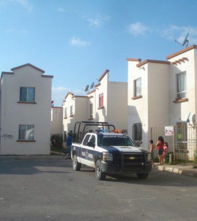 SIGUE LA VIOLENCIA EN CANCÚN: Rescatan a hombre golpeado y encintado en vivienda de Villas Otoch Paraíso