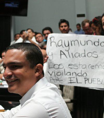"""SUPURA RAYMUNDO POR LA HERIDA: Dice diputado que """"la simulación es igual a la traición y ambas serán expulsadas del PRI"""""""