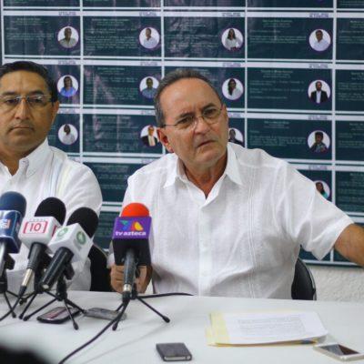"""ATISBAN EL TAMAÑO DEL DESASTRE: Deja Borge a Carlos gobierno en """"quiebra financiera"""" con déficit de 2,700 mdp; detectan irregularidades en nómina"""