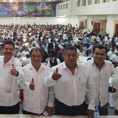SELLAN TAXISTAS PACTO CONTRA UBER EN EL SURESTE: Anuncian sindicatos marchas simultáneas en 6 estados contra empresa de taxis privados