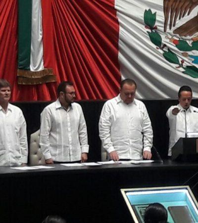 ASÍ FUE EL REPORTE EN DIRECTO | CAMBIO DE MANDO EN QUINTANA ROO