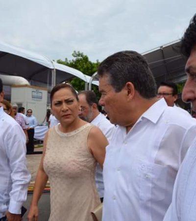 PONEN 'TACHE' A LA NUEVA TITULAR DE EDUCACIÓN: Marisol Alamilla, cuota del Panal y del SNTE en el gabinete de Carlos, exhibida por cobrar en 3 plazas