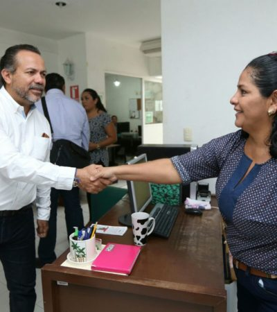 Rompeolas: La rueda de la fortuna de la política en Quintana Roo