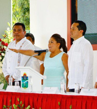 ASUME 'ROMY' ALCALDÍA DE TULUM: Hermana de Marciano amplía cacicazgo político en emblemático municipio