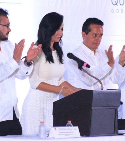 """EL PLAN LAURA: Los 5 ejes temáticos """"para construir un Puerto Morelos más fuerte, con mayor potencial turístico y desarrollo social"""""""