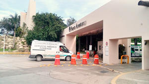 Por descarga eléctrica, muere trabajador en complejo turístico Puerto Aventuras