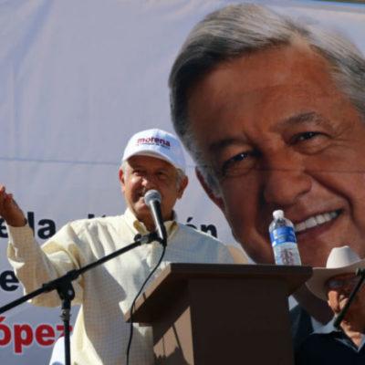 QUE SON 'CHIVOS EXPIATORIOS': Mientras el PAN arremete contra Borge y Duarte, AMLO ¡sale en su defensa!