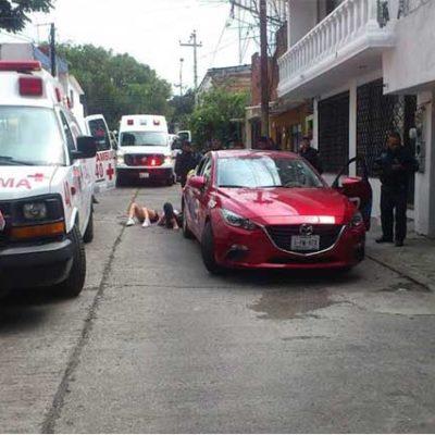 A balazos, ejecutan a ex tenista Pablo Moreno y a su esposa en Cuernavaca