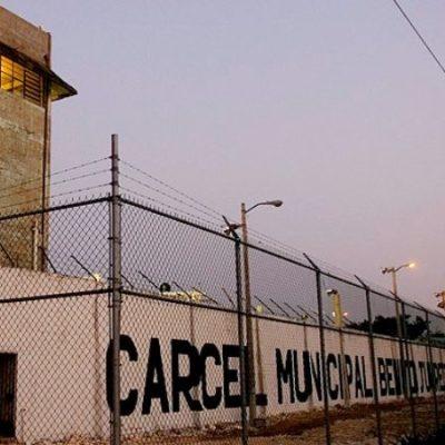 Evitan suicidio de una reclusa en la cárcel de Cancún