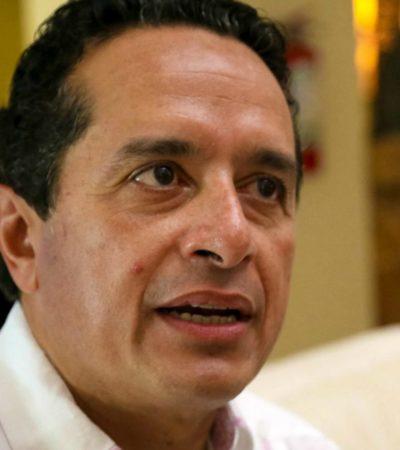 DESECHAN CONTROVERSIA DE CARLOS CONTRA 'BETO': Dice Gobernador electo que las auditorías y la lucha contra el paquete de impunidad seguirán adelante